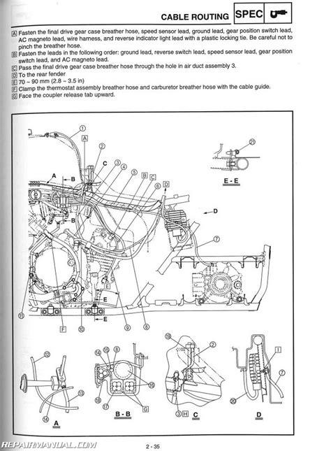 Yamaha Grizzly 660 Parts Manual