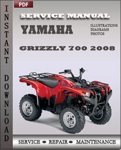 Yamaha Rhino 700 Fuel Injected Atv Complete Workshop Repair Manual 2008 2013