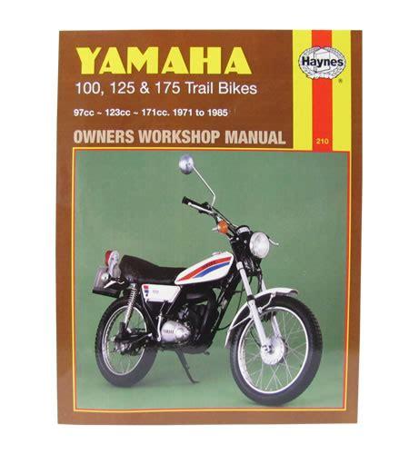 Yamaha Rt100 Manual