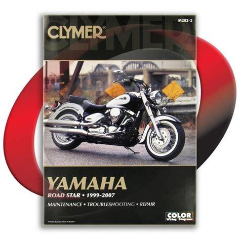 Yamaha Xv1700am Road Star Midnigh 2004 2007 Manual