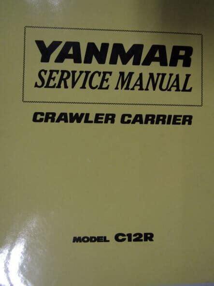 Yanmar C12r Manual