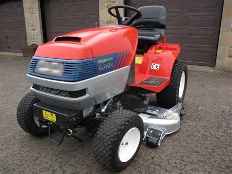 Yanmar Tractor Manual Ld18