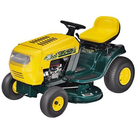 Yard Man 38 Inch Mower Manual