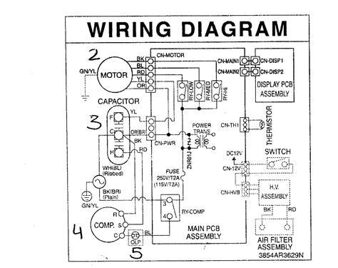 York Ac Fan Motor Wiring Diagram