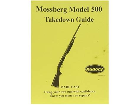 Your Guide Mossberg Manual