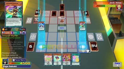 Yu-Gi-Oh! Legacy of the Duelist: Link Evolution[d]