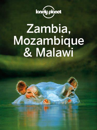 Zambia (Lonely Planet Country Guides)