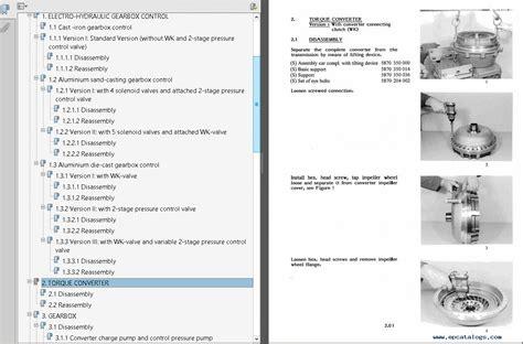 Zf 6hp Repair Manual 2017 Bmw 530i