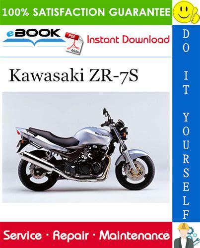 Zr 7s Service Manual