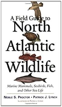 a field guide to north atlantic wildlife marine mammals seabirds fish and other sea life