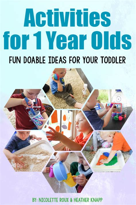 activities for 1 year olds fun doable ideas for your toddler activities for kids