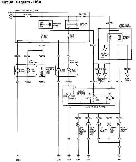 [SCHEMATICS_48IS]  ACURA RSX HEADLIGHT WIRING DIAGRAM   modularscale.com   2004 Rsx Headlight Wiring Diagram      Modularscale