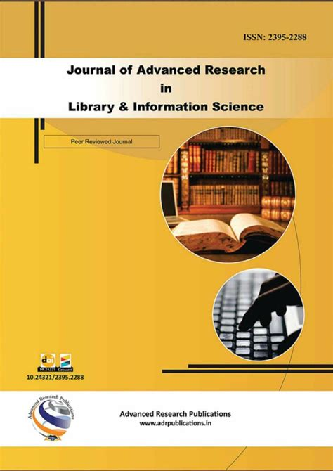advanced computer application in library and information science