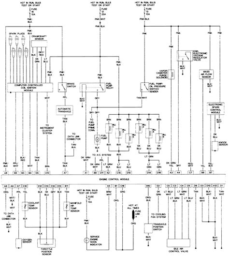Am General Wiring Diagram