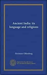 ancient india its language and religions