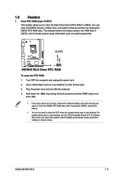Asus H81m E R2 0 Repair Service Manual User EBook - 8.uskip.info