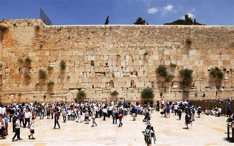 au pied du mur de notre correspondance a jerusalem