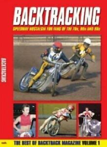 bactracking for speedway fans of the 70s 80s and 90s vol 2