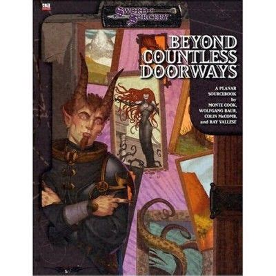 beyond countless doorways sword and sorcery