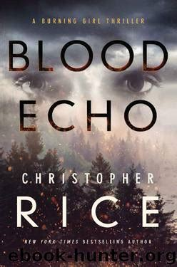 blood echo the burning girl book 2