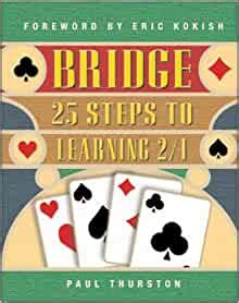 bridge 25 steps to learning 2 1