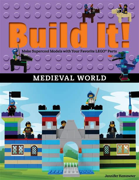 build it world landmarks make supercool models with your favorite lego r parts