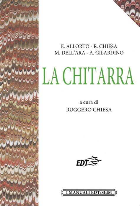 chitarra i manuali edt sidm