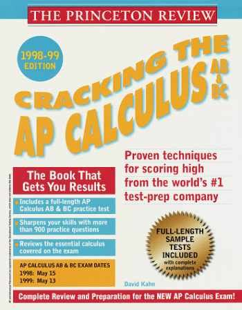 99 Ap Calculus Cracking Download Bc Guide 1998 Edition Ab The Iphone