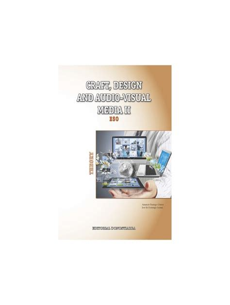 craft design and audio visual media ii 9788470635366