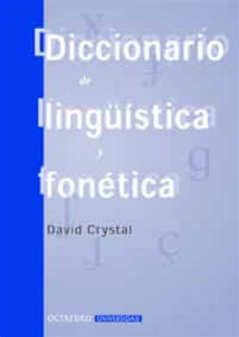 diccionario de linguistica y fonetica filologia