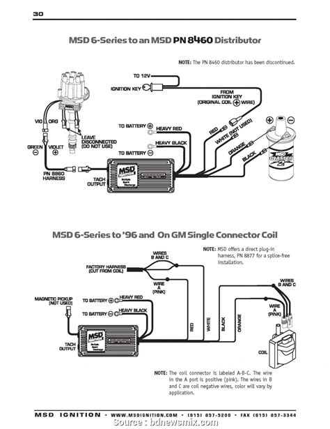 Digital 6 Wiring Diagram