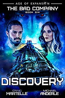 discovery a military space opera the bad company book 6