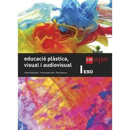 educacio plastica visual i audiovisual ii eso saba 9788467578706