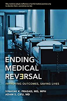 ending medical reversal johns hopkins press health books paperback english edition