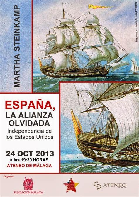 espana la alianza olvidada independencia de los estados unidos