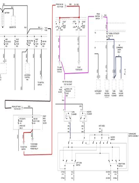factory radio wiring diagram 2003 pontiac bonneville html