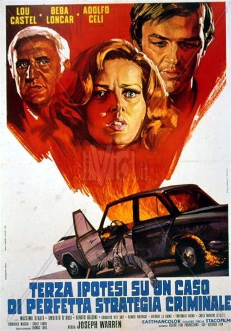 1972 terza ipotesi su un caso di perfetta strategia criminale online