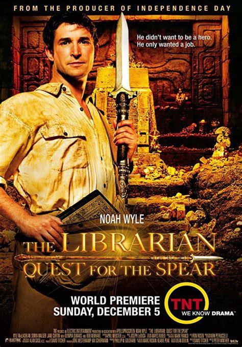 2004 the librarian – alla ricerca della lancia perduta online