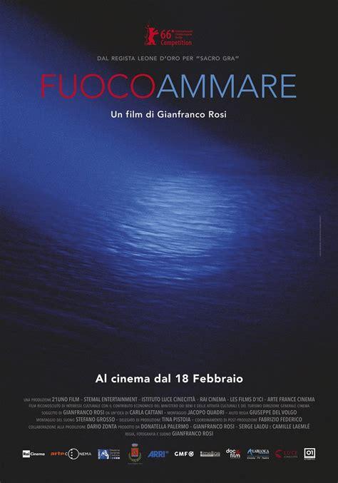Fuocoammare (2016) online