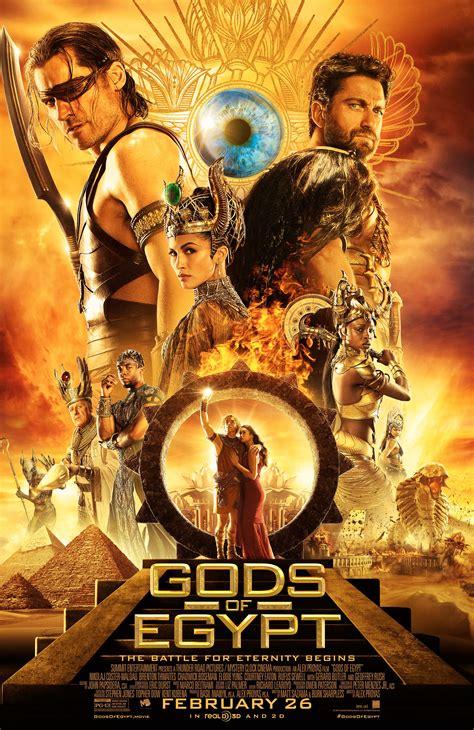 Gods of egypt [hd] (2016) online