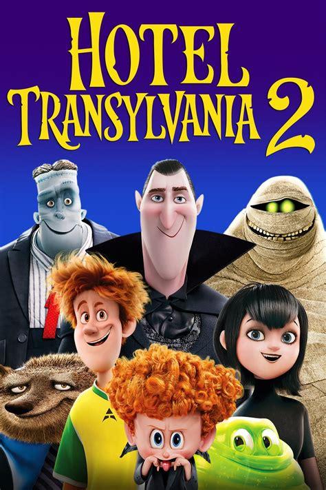 Hotel transylvania 2 [hd] (2015) online