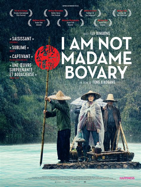 Iam not madame bovary (2016) online
