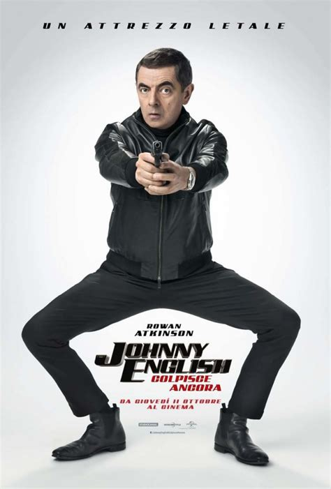Johnny english colpisce ancora (2018) online