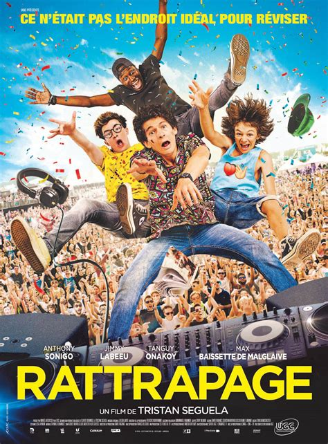 Rattrapage (2017) online