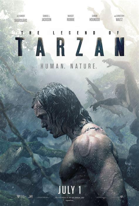 The legend of tarzan (2016) online