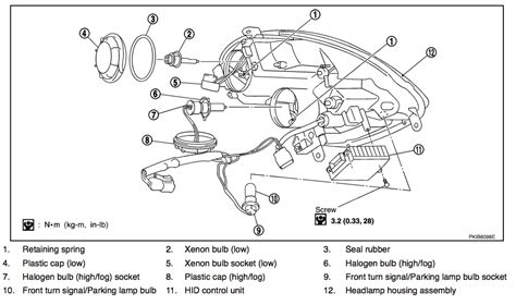 G35 Hid Headlight Wiring Diagram
