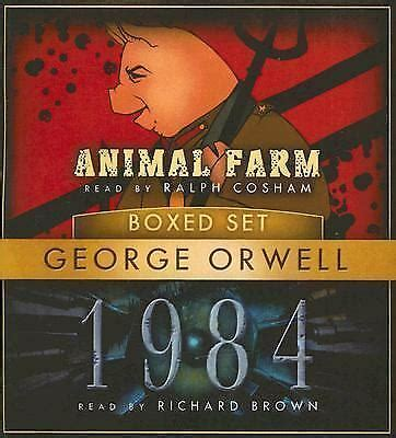 Download George Orwell Animal Farm 1984 Unabridged Edition Ebook Free Online