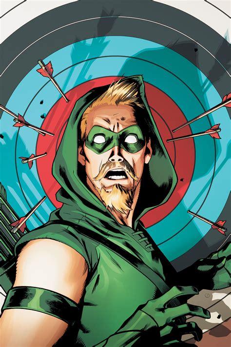 green arrow salvation tp