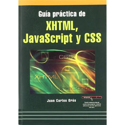 guia practica xhtml javascript y css