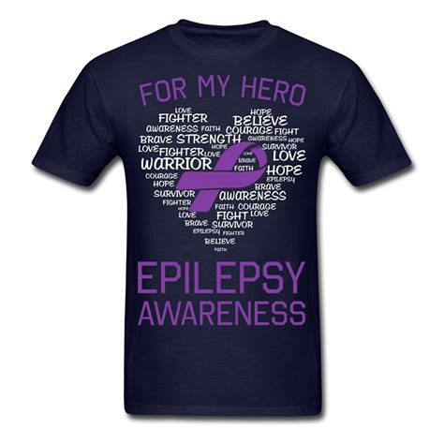 has epilepsy my friend